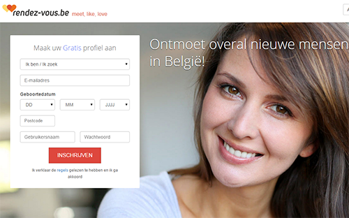dating app belgie