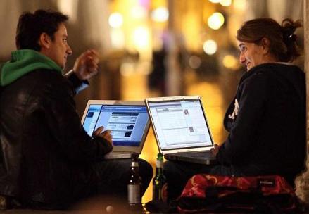 datingsite en de collegas